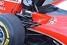 Breve análisis técnico: carrocería posterior del Ferrari SF16-H