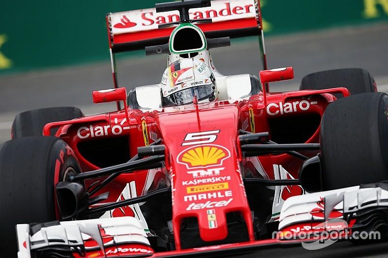 F1カナダGP FP3:マグヌッセンのクラッシュで赤旗終了。ベッテルがトップタイム