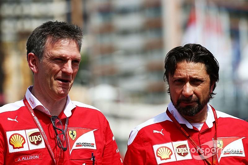 Ferrari, convencido de que Allison no irá a Renault
