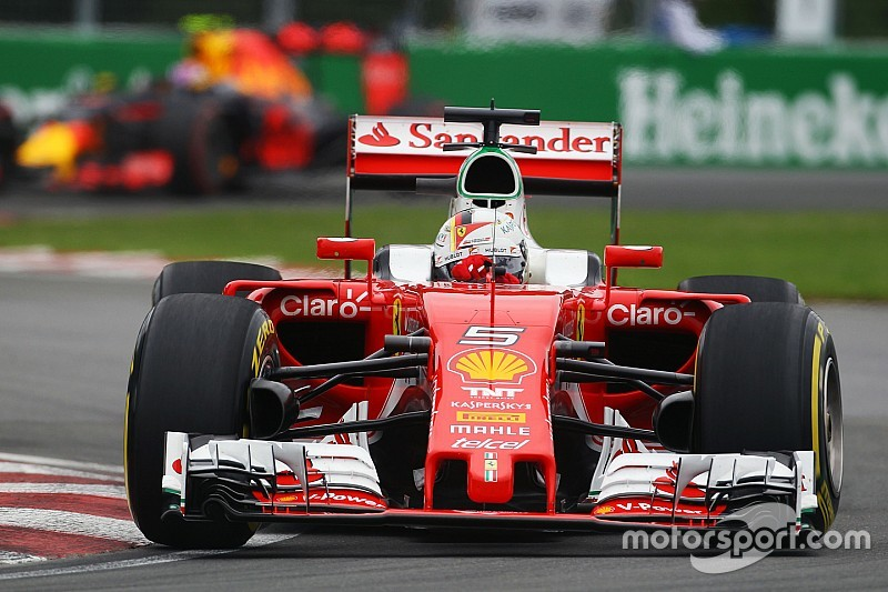 ベッテル、フェラーリのアップデートを賞賛「明日も助けてくれる」