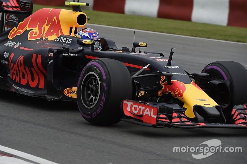 """Verstappen: """"La gente olvida que todavía soy nuevo en Red Bull"""""""