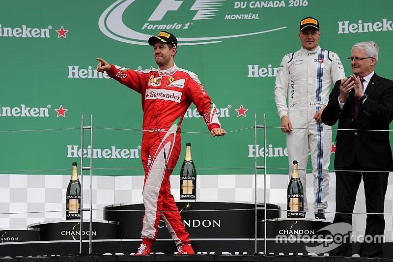 Ferrari визнала неправильну шинну стратегію в Монреалі