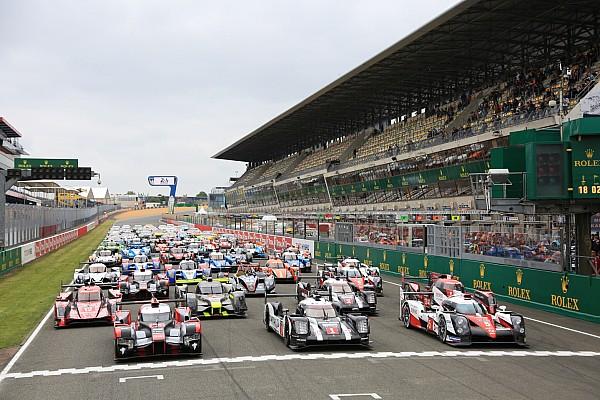 Le Mans Ön Bakış 15-19 Haziran 2016, Motorsporları hafta sonu programı
