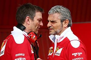 Формула 1 Комментарий Босс Ferrari пристыдил распространяющих слухи про уход Эллисона