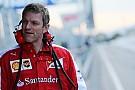Ferrari na geruchten over vertrek Allison: