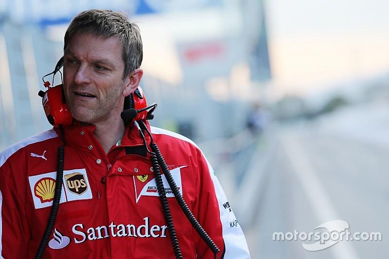 """Ferrari na geruchten over vertrek Allison: """"Gebrek aan respect"""""""