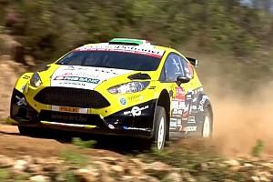 Rali Ob BRÉKING Kiegyensúlyozott versenynapot zártak Turán Frigyesék a Portugál Rali 3. napján