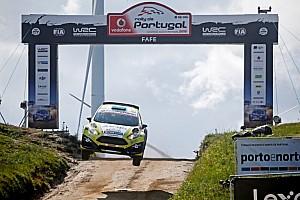 Rali Ob BRÉKING Turán Frigyesék pontszerző helyen végeztek a jubileumi Portugál Rallye-n