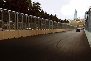 Формула 1 Новость Особенности трассы в Баку вызвали опасения у Pirelli