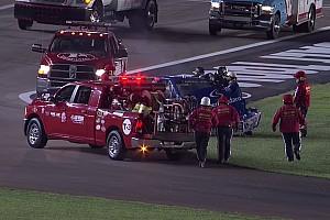 NASCAR BRÉKING Egy újabb nagyon látványos baleset a NASCAR-ban