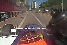 Indy Lights Durva jelenet: Centikre a haláltól a versenyző!