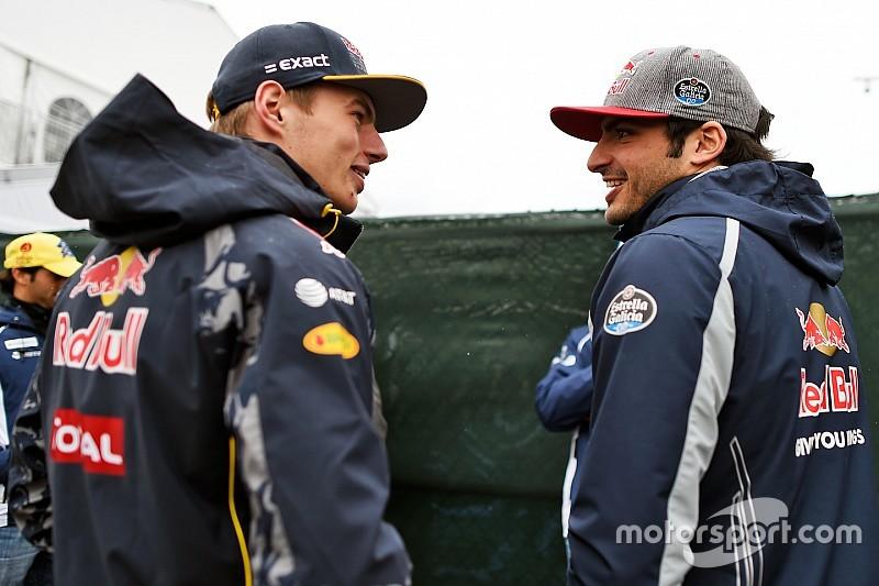 На думку Сайнса, перехід Ферстаппена пішов на користь Toro Rosso