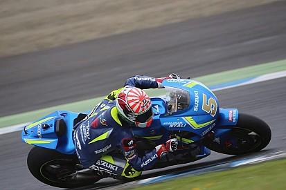 Zarco probó la Suzuki y Lowes se subirá a la Aprilia después de Assen