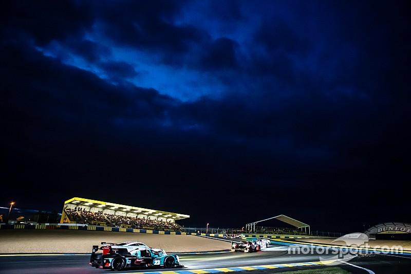 24 Bilder: Die Foto-Highlights vom Trainingsauftakt in Le Mans