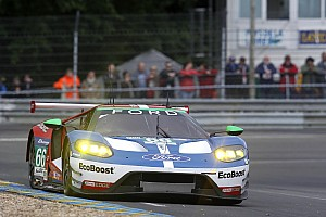 24 heures du Mans Interview Nick Tandy peu surpris du brusque regain de forme des Ford