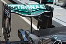 Breve análisis técnico: Alerón trasero del Mercedes W07