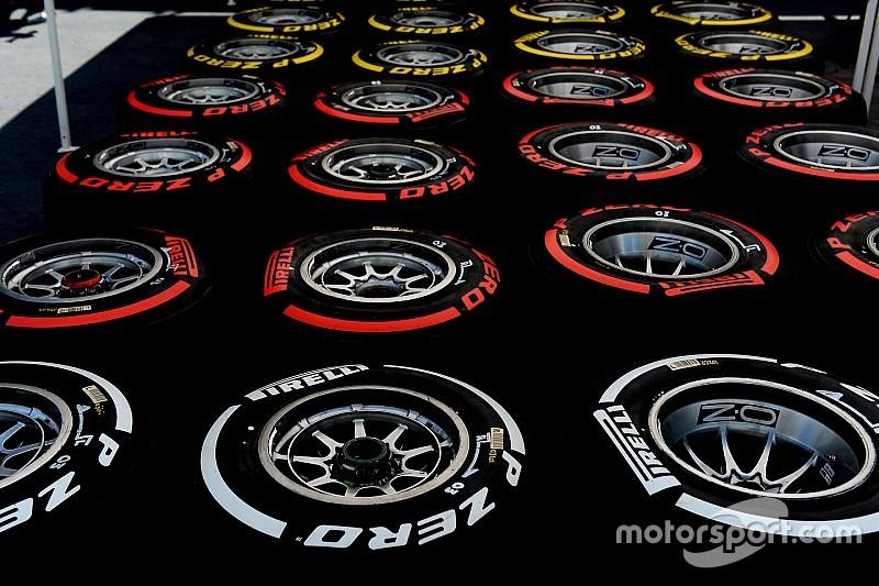 Pirelli verlängert Vertrag mit der Formel 1 bis 2019
