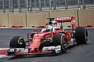 Vettel admite un