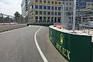 La FIA modificherà i cordoli e l'entrata della pitlane di Baku