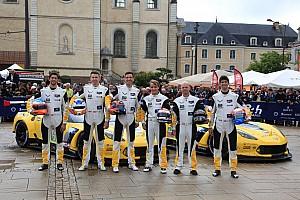 Le Mans Noticias de última hora El 'veterano' García, tutor del 'novato' Merhi ante Le Mans