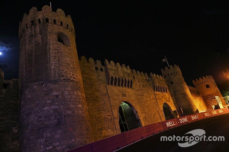 Екклстоун сподівається в 2017-м Баку прийме нічну гонку