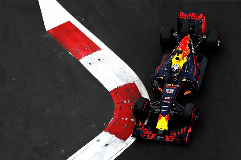 """Ricciardo erkent: """"Op de soft en supersoft waren we nergens"""""""