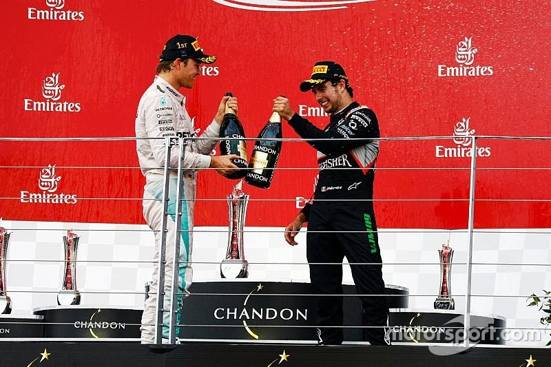 Las notas del Gran Premio de Europa 2016