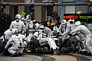 Williams heeft volgens eigen data nieuw pitstoprecord gevestigd
