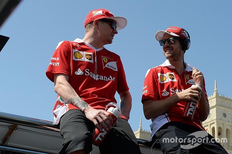 """Prost: """"Afscheid nemen van Raikkonen niet zonder risico voor Ferrari"""""""