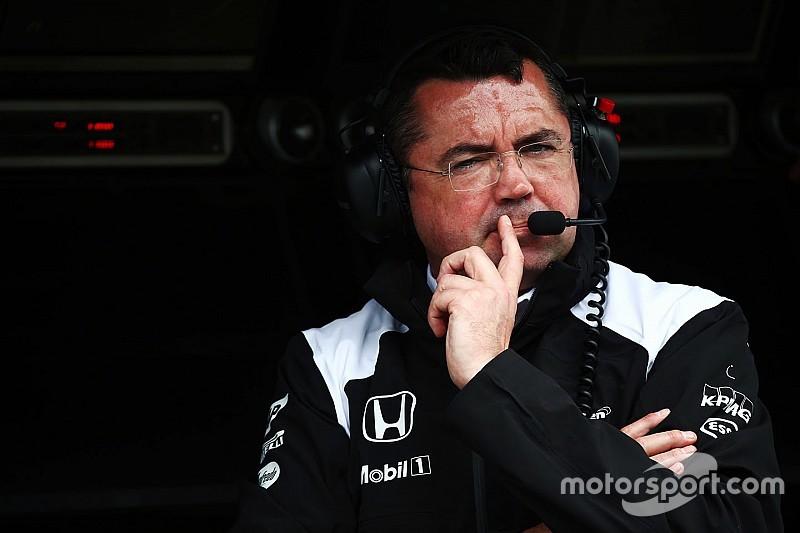"""Boullier: """"No sé si en 2017 Honda estará a la altura de Mercedes"""""""