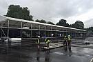 Si lavora già sotto la pioggia per gli ultimi due ePrix