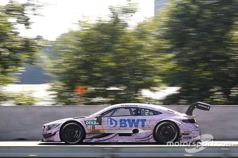 Christian Vietoris conquista la pole position per Gara 1 al Norisring