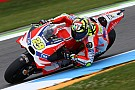 Assen, Warm-Up: doppietta Ducati, Marquez prova il