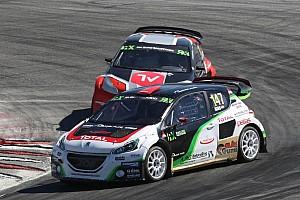 FIA Ralikrossz Eb BRÉKING Kiss Pál Tamás harmadik lett a Rallycross Európa bajnokság második fordulójában