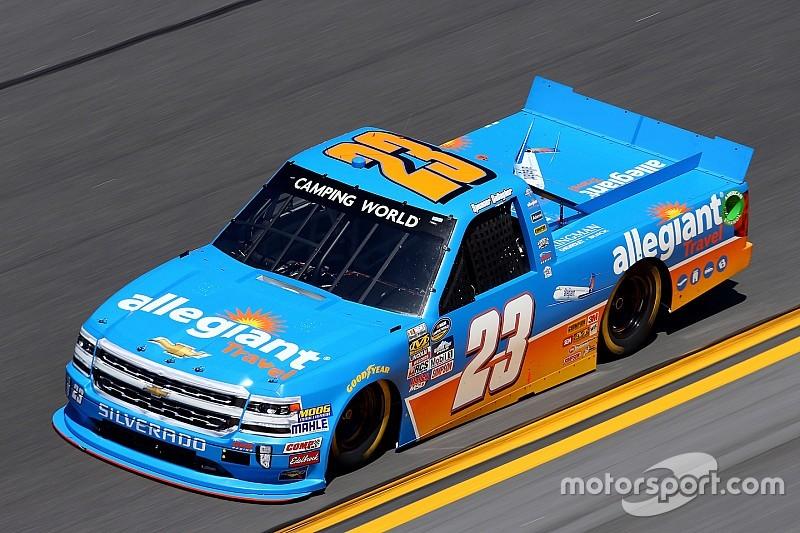 Gallagher se disculpa por pleito en NASCAR