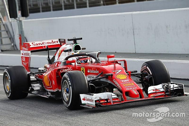La Ferrari ha portato l'Halo evoluto al Red Bull Ring