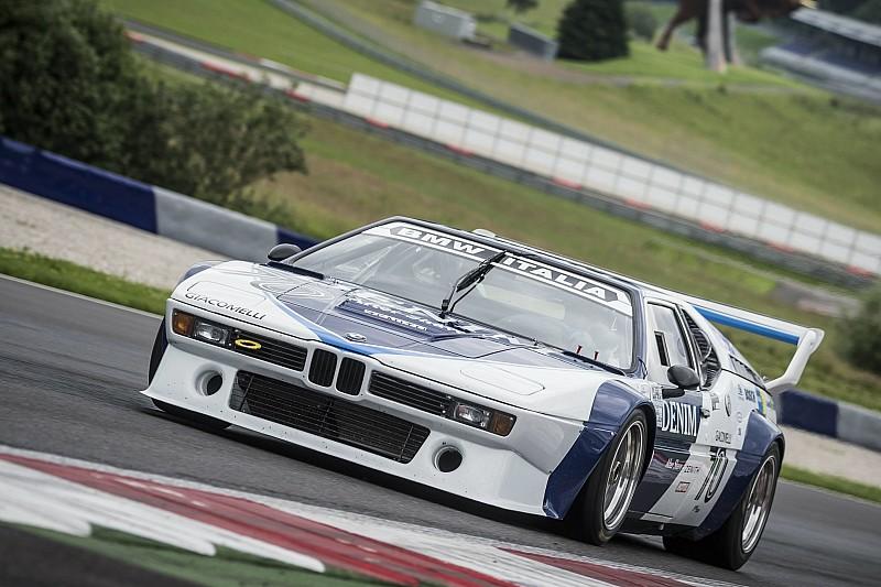 Bildergalerie: Berger und Quester testen BMW M1 Procars in Spielberg