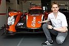 Alex Brundle correrà con G-Drive Racing sino al termine della stagione