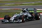 Mercedes ook met 2014-bolide in actie tijdens F1-test Silverstone
