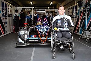 24 heures du Mans Interview Entretien Frédéric Sausset (1/2) -