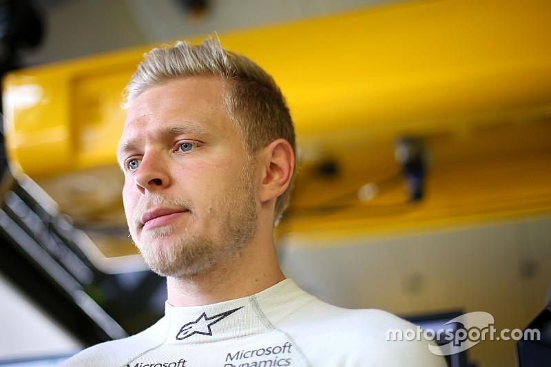 Magnussen quiere que Renault se dedique de lleno a 2017