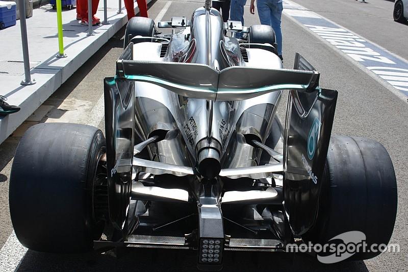 Mercedes: terzo motore in Austria per Hamilton e Rosberg