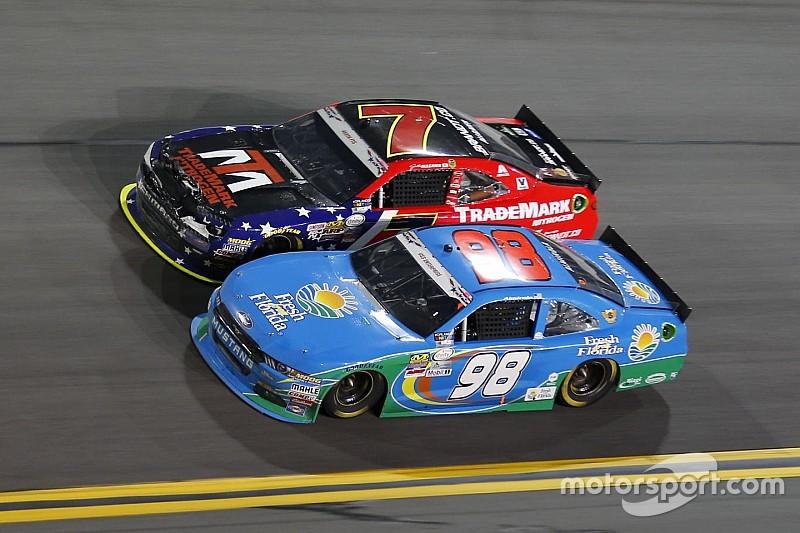 Xfinity in Daytona: Zwei