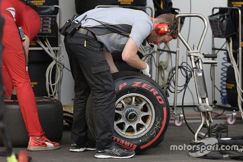 Начало гонки позволит оценить новые правила контроля за давлением в шинах