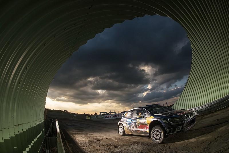 Video: Die Highlights der WRC in Polen