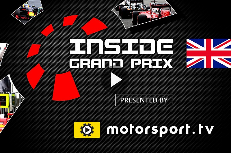 Video: Inside Grand Prix Großbritannien 2016