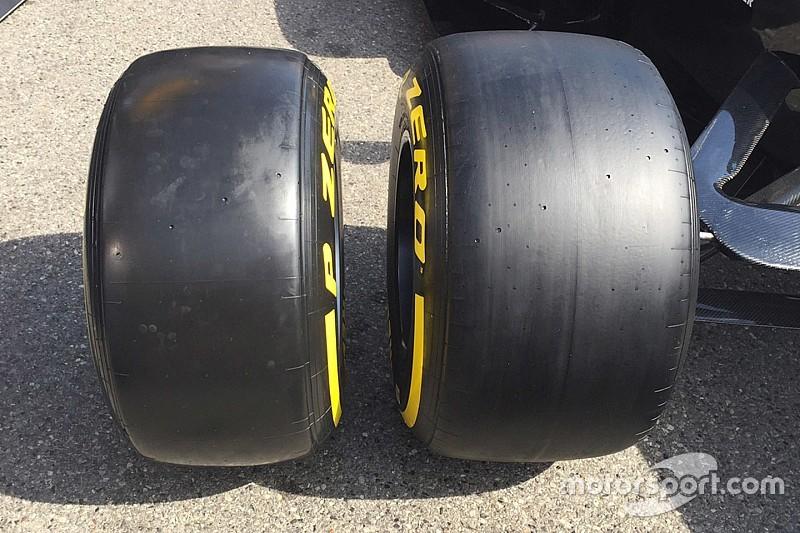 Pirelli опублікував графік тестів шин сезону 2017