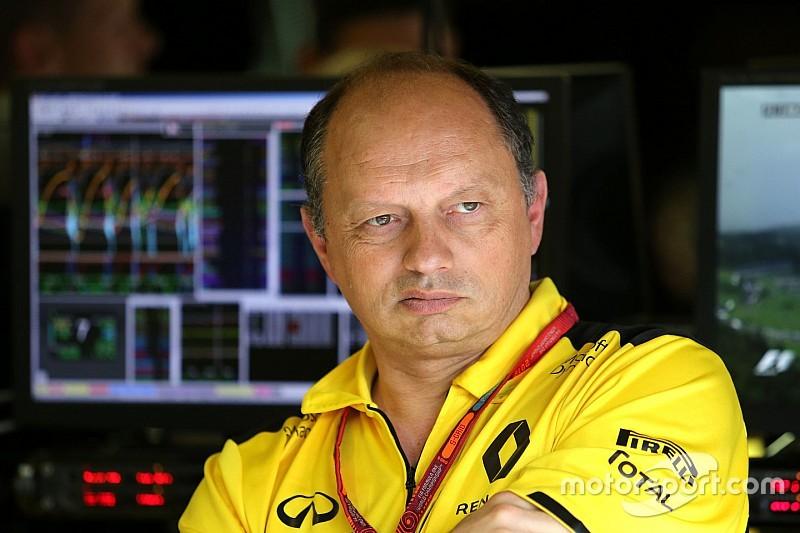 Renault hace cambios en su estructura de dirección
