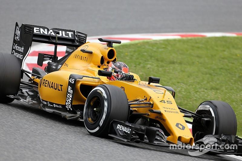Esteban Ocon torna sulla Renault nelle Libere 1 di Silverstone