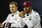 Mercedes: Un nuevo choque podría afectar la lucha por el título para el culpable